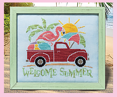 Summer Truck Welcome