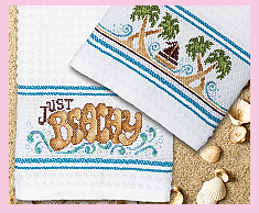 Beachy Towels