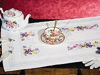 Table Runners - White THUMBNAIL