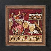 Mill Hill Sticks Kit - Celebrate Together THUMBNAIL