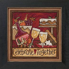 Mill Hill Sticks Kit - Celebrate Together MAIN