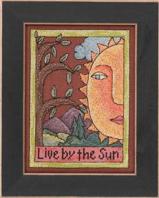 Mill Hill Sticks Kit - Live by the Sun MAIN