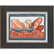 Mill Hill Sticks Kit - Be Thankful THUMBNAIL