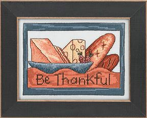 Mill Hill Sticks Kit - Be Thankful MAIN