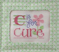 Stitch A Gift Banner - C Is For Cure!