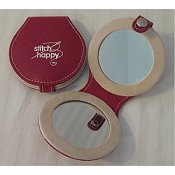 Stitch Happy Compact Mirror
