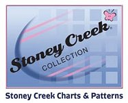 Stoney Creek Cross Stitch Charts & Patterns