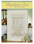 Brightest Star Birth Sampler THUMBNAIL
