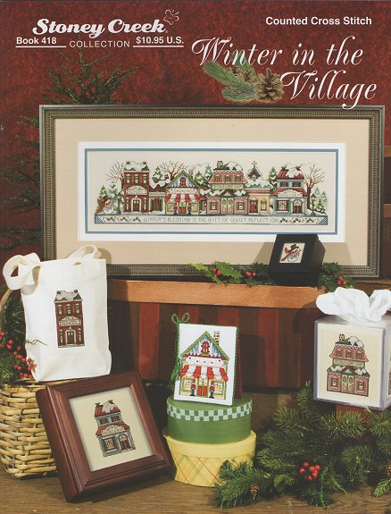 Book 418 Winter in the Village MAIN