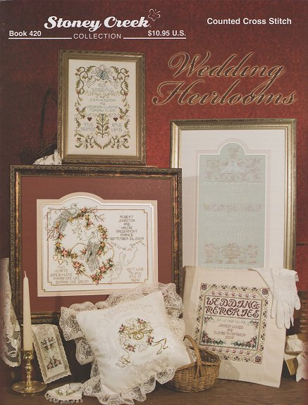 Book 420 Wedding Heirlooms