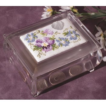 Sudberry House - Crystal Keepsake Box
