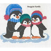 Sudberry House - Penguin Family THUMBNAIL