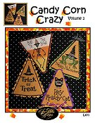 Sue Hillis Designs - Candy Corn Crazy Vol. 1