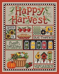 Sue Hillis Designs - Happy Harvest MAIN