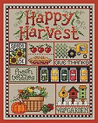Sue Hillis Designs - Happy Harvest