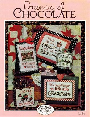 Sue Hillis Designs - Dreaming of Chocolate
