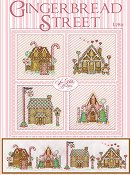 Sue Hillis Designs - Gingerbread Street