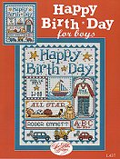 Sue Hillis Designs - Happy Birth*Day For Boys