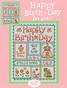 Sue Hillis Designs - Happy Birth*Day For Girls
