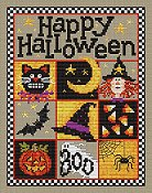Sue Hillis Designs - Happy Halloween