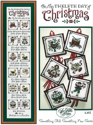 Sue Hillis Designs - On The Twelfth Day of Christmas MAIN