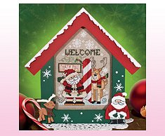 North Pole Welcome