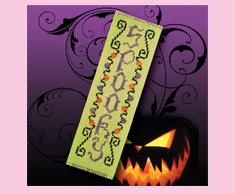 Spooky Bookmark