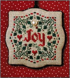 The Sweetheart Tree - Joy Christmas Ornament MAIN