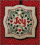 The Sweetheart Tree - Joy Christmas Ornament
