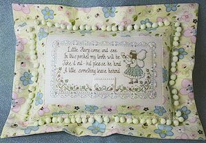 The Sweetheart Tree - My Little Tooth Fairy Pillow MAIN