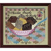 Tempting Tangles Designs - Quaker Rocky Road