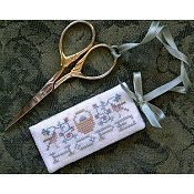 The Drawn Thread - Scissors Tag Hope_THUMBNAIL
