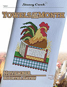 Towels of the Month - November Rooster Haven THUMBNAIL