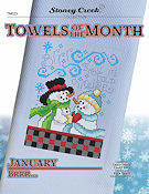 Towels of the Month - January Brrr... THUMBNAIL