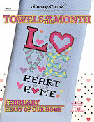 Towels of the Month - February Heart Of Our Home THUMBNAIL