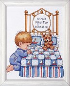 Tobin Baby Bedtime Prayer (Boy) Cross Stitch Kit