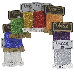 Rainbow Blending Thread Pack -  Silent Night Church (Book 452) MAIN