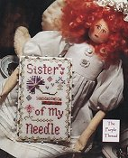 The Purple Thread - Sister of My Needle