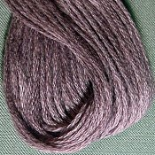 Valdani Hand Overdyed Thread Withered Mulberry Medium THUMBNAIL