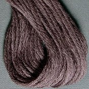 Valdani Hand Overdyed Thread Withered Mulberry Dark MAIN
