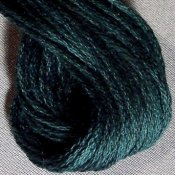 Valdani Hand Overdyed Thread Spruce Green Light THUMBNAIL