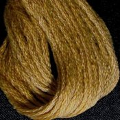 Valdani Hand Overdyed Thread Antique Gold Medium THUMBNAIL
