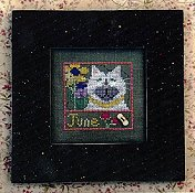 Val's Stuff - Kitty Kalendar - June