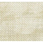 "Cashel Linen 28ct Vintage Smokey White - Fat Eighth (apx 13.75""x 18"") THUMBNAIL"