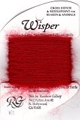 Rainbow Gallery Wisper W71 Dark Red