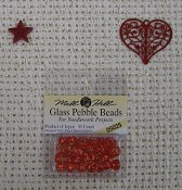 "Fabric & Embellishement Pack for ""We Believe in Santa"""