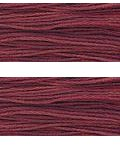 Weeks Dye Works Overdyed Floss 1333 Lancaster Red - 2 Skeins MAIN