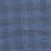 Weeks Dye Works 28ct Gingham Linen 2107 Blue Jeans/Natural