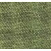Weeks Dye Works 28ct Gingham Linen 2196 Scuppermong/Natural