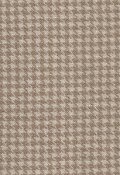 Weeks Dye Works Wool Fabric - 1096 Snow Cream Houndstooth THUMBNAIL